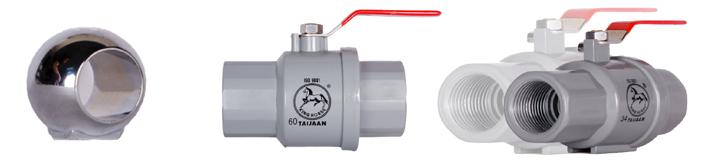 plating globe valve - Inox steel handle-Lace Inside