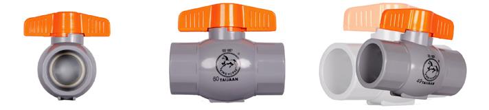 Orange valve