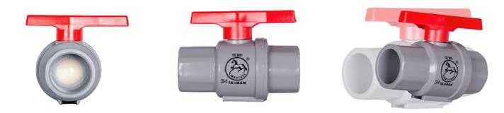 Red valve